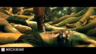 Hercules - THE ROCK  feat IRINA SHAYK   Exclusive Trailer2014