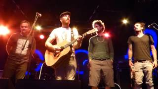 Matze Rossi  - Dispatch Support Germany - Best friends - live at Hirsch Nürnberg 05.07.2016