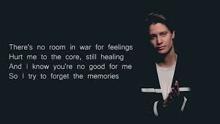 Kygo - Remind Me To Forget ft. Miguel (Lyrics)
