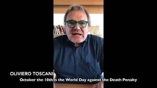 Oliviero Toscani per la Giornata mondiale contro la pena di morte