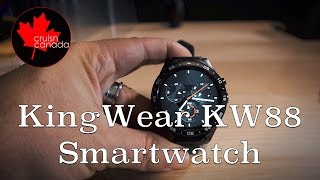 Kingwear Kw88 Pro Review Specifications Price Features