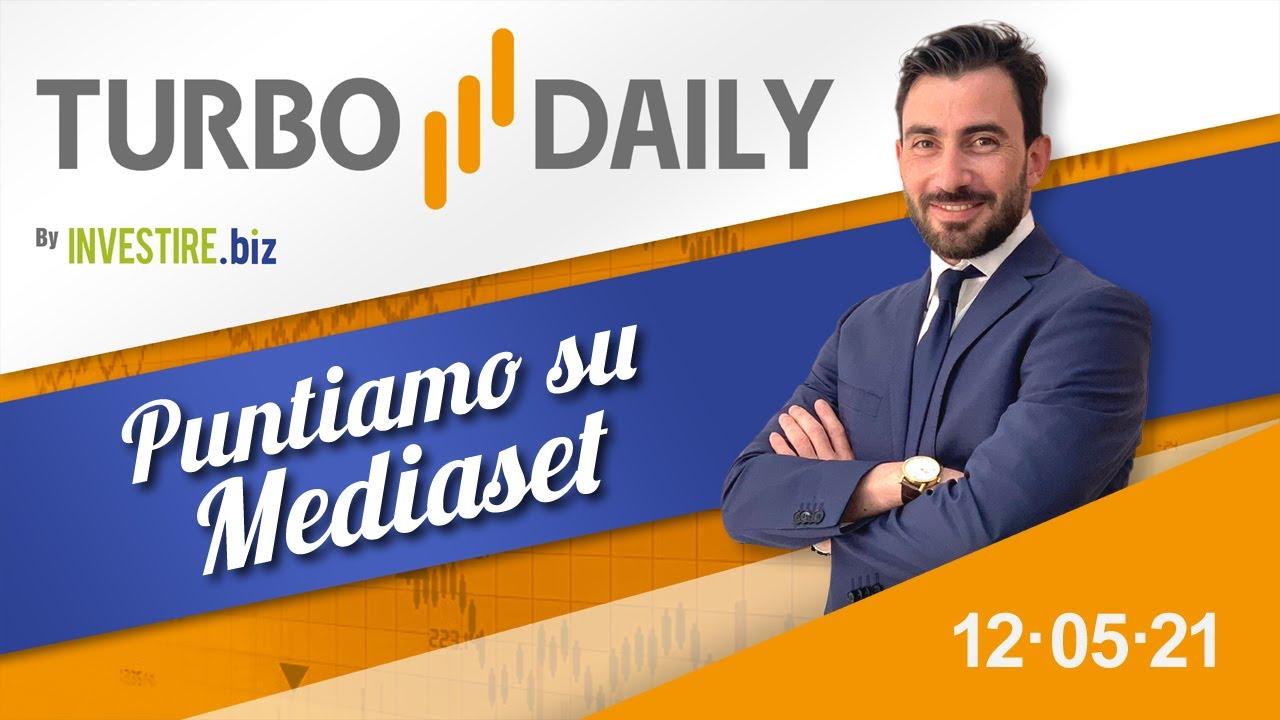 Turbo Daily 12.05.2021 - Puntiamo su Mediaset