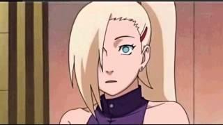 Naruto Shippuden Sai calls Ino gorgeous