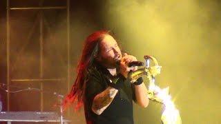 Korn - Love and Meth - Aftershock 2013
