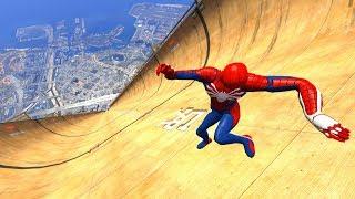 GTA 5 Epic Ragdolls/Spiderman Compilation vol.18 (GTA 5, Euphoria Physics, Fails, Funny Moments)
