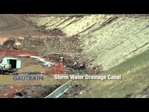 Gautrain –  Environmental Restoration