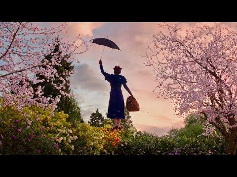 El regreso de Mary Poppins - Trailer final español (HD)