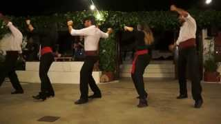 Cretan night, sirtaki, Greek dances. Критский вечер, сиртаки, греческие танцы.