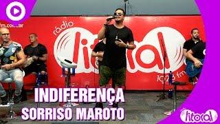 Indiferença - Sorriso Maroto | Ao vivo na Litoral FM