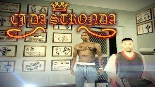 CJ DA STRONDA ♫ - Tem espaço faz tatuagem (Parodia GTA SA : Bonde da Stronda)