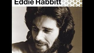 Eddie Rabbitt - I Love A Rainy Night (Lyrics on screen)
