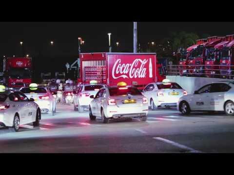 רק עם Gett: קוקה קולה עד הבית – תוך דקות!