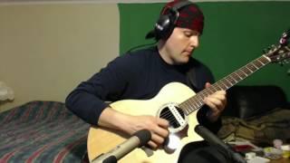 Ewan Dobson - Niccolo Paganini - Sonata V Op.2 II (Allegro Spiritoso)