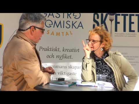 """Ann-Helen Meyer von Bremen """"Matproduktionen bygger på relationer"""""""