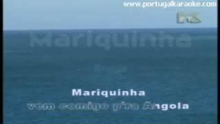 MARIQUINHA - Bonga
