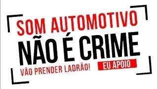 T Jotta - Som Automotivo Não é Crime ♫♪