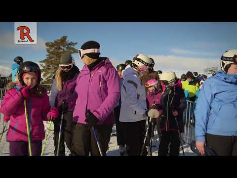 Alpinkjøring i Rauland