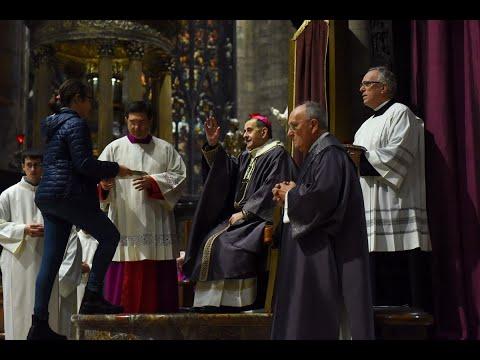 Prima d'Avvento, le corali della Diocesi alla Messa in Duomo - omelia di mons. Delpini