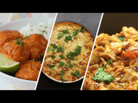 Creative Takes On Butter Chicken ? Tasty