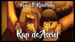 RAP DE ASRIEL (Undertale)   Kinox ft Kira0loka