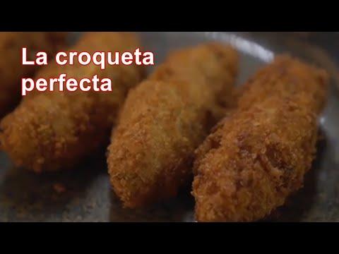 Cata Mayor: la receta de croqueta de Carlota Claver que se convertirá en tu favorita