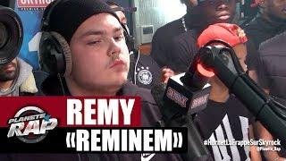 """Rémy """"Réminem"""" en live #PlanèteRap"""