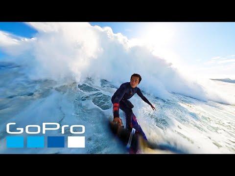 GoPro: Surviving Giant Nazaré with Kai Lenny