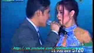 Si no estas conmigo  - Cinthya y Jose luis