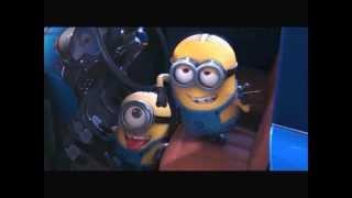 Minions - Vroom Vroom