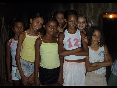 Dancing Kids Around the World