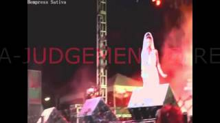 Hempress Sativa - Judgement  . Live