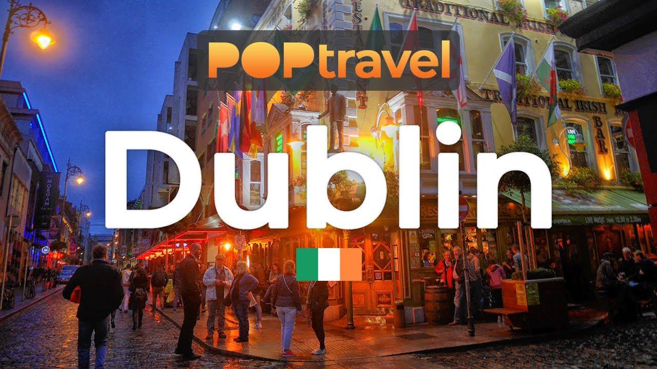Walking in Dublin / Ireland