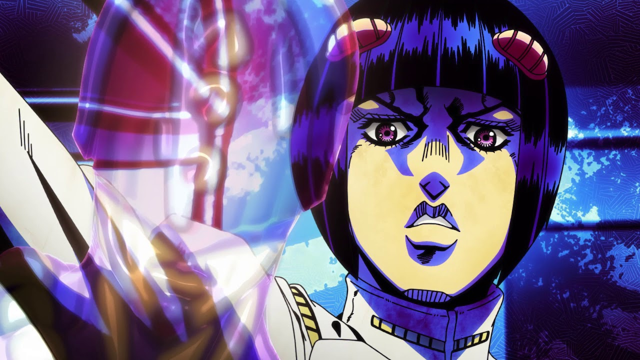 new jojo s bizarre adventure golden wind trailer focuses on bucciarati