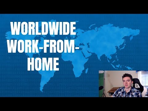 6 Work-From-Home Companies That Hire Worldwide