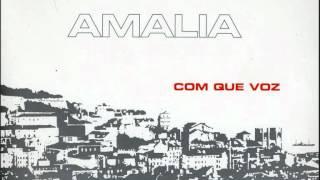 """Amália - """"Naufrágio"""" do disco """"Com Que Voz"""" (LP 1970)"""