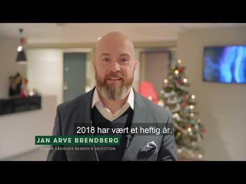 Rekruttering: Vi oppsummerer 2018, og setter nye mål for 2019!