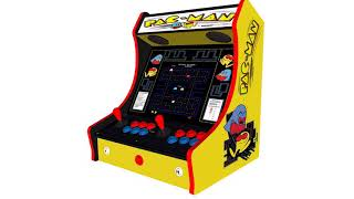 Classic Bartop Arcade   PacMan Original theme with 500+ games
