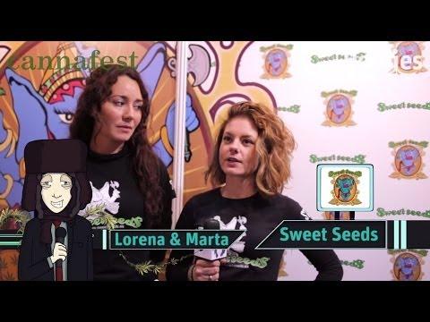 Sweet Seeds @ Cannafest 2013 Prague / Praha