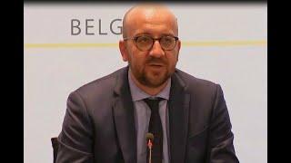 Dos atacantes suicidas y un sospechoso, en la mira en Bélgica