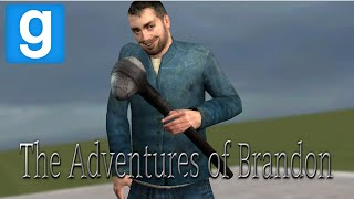 The Adventures of Brandon Trailor