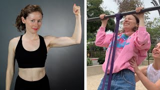 Women Train To Do 1 Pull-Up In 60 Days