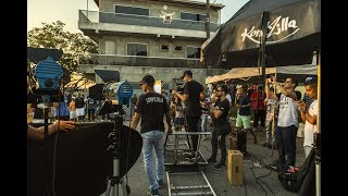 MC Taz - Making Of (VÍDEO CLIPE KONDZILLA)