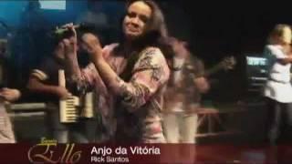 BANDA ELLO - Anjo da Vitória cantando no Arraial da 92fm