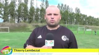 Football: Saint Sever / Tourreins