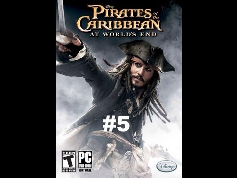 Pirates Of The Caribbean At World's End Pc Game (Part 5)