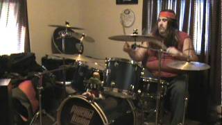 Lynyrd Skynyrd Needle and the Spoon Drum cover