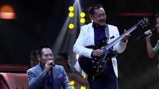 The Voice Kids Thailand - Semi Final - โชว์ทีมสุเมธ&ปั๋ง - หนาวเนื้อ+ไหนว่าจะจำ 29 Mar 2015