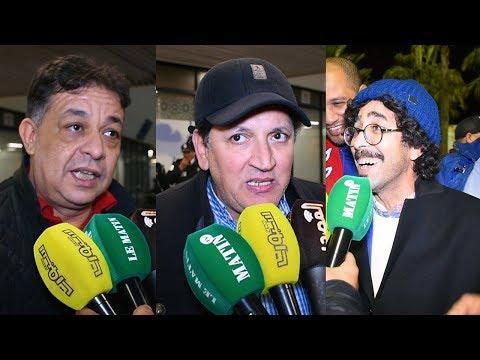 Video : Coupe du Trône 2019: Les artistes de Hay Mohammadi célèbrent le TAS