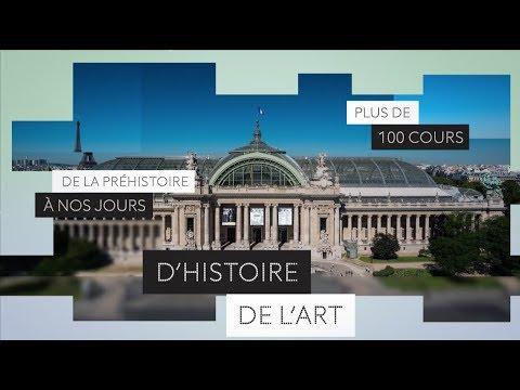 Vidéo de  Galeries Nationales du Grand Palais