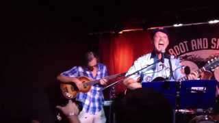 "Jad Fair & Danielson w/ Kramer - ""You Got Me In a Spin"" LIVE [mini-clip #7], Phila., PA 9/13/14"